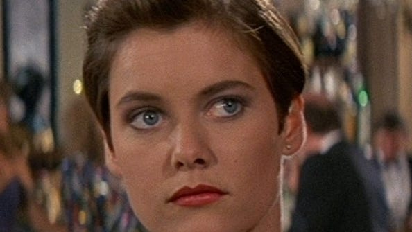 "Carey Lowell starred as Pam Bouvier in ""Licence to"