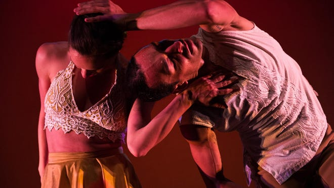 """Con Brazos Abiertos"" showcases the work of choreographer Michelle Manzanales."