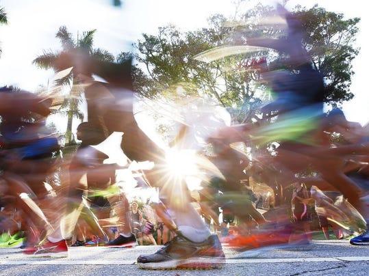 Running Generation Millennials Embracing Running Lifestyle