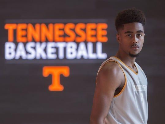 Tennessee's Jordan Bone wears No. 0 for a reason