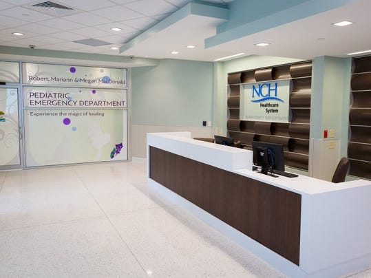 Emergency Room Waiting Time Naples