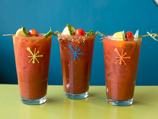 SE Valley spots taking the Bloody Mary to a new level