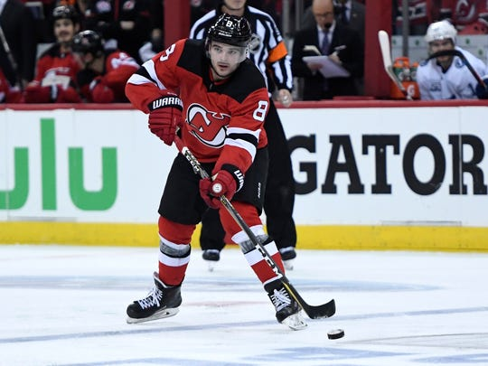 new concept 65731 c01b6 NJ Devils' future of the blue line is Will Butcher. Here's why