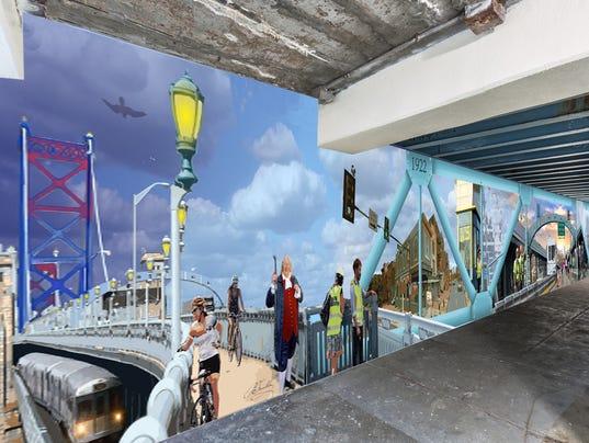 pedestrian tunnel mural hi res