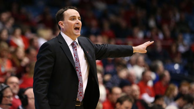 On Saturday, IU announced Archie Miller will be the Hoosiers' new coach.