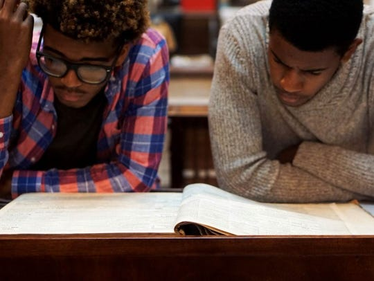 UD students research the Delaware Colored Convention