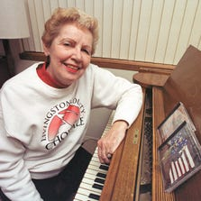 A memorial concert will celebrate the life of Livingston County Chorale founder Marilyn Jones this month. She died July 18 at age 80.