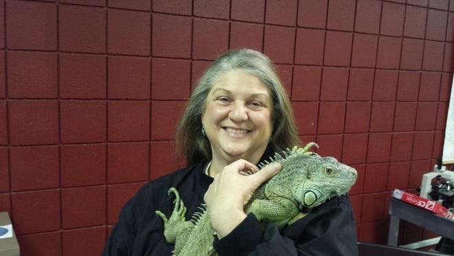 Debra Corbett and Iggy