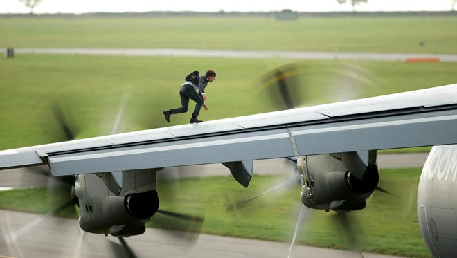 Tom Cruise Tells How Mission Plane Stunt Could Ve Killed Him