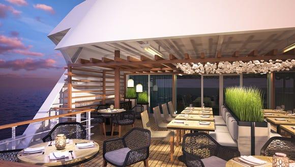 The new Pan-Asian restaurants planned for Azamara's