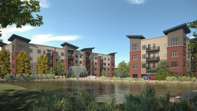 DevMar Development is building a $21.1 million, 93-unit loft development in Plymouth.