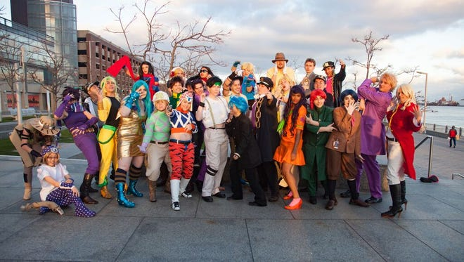 Cosplay, or costume play, is a key part of Youmacon. Organizers say a crowd of 18,000-plus attended last year's edition.