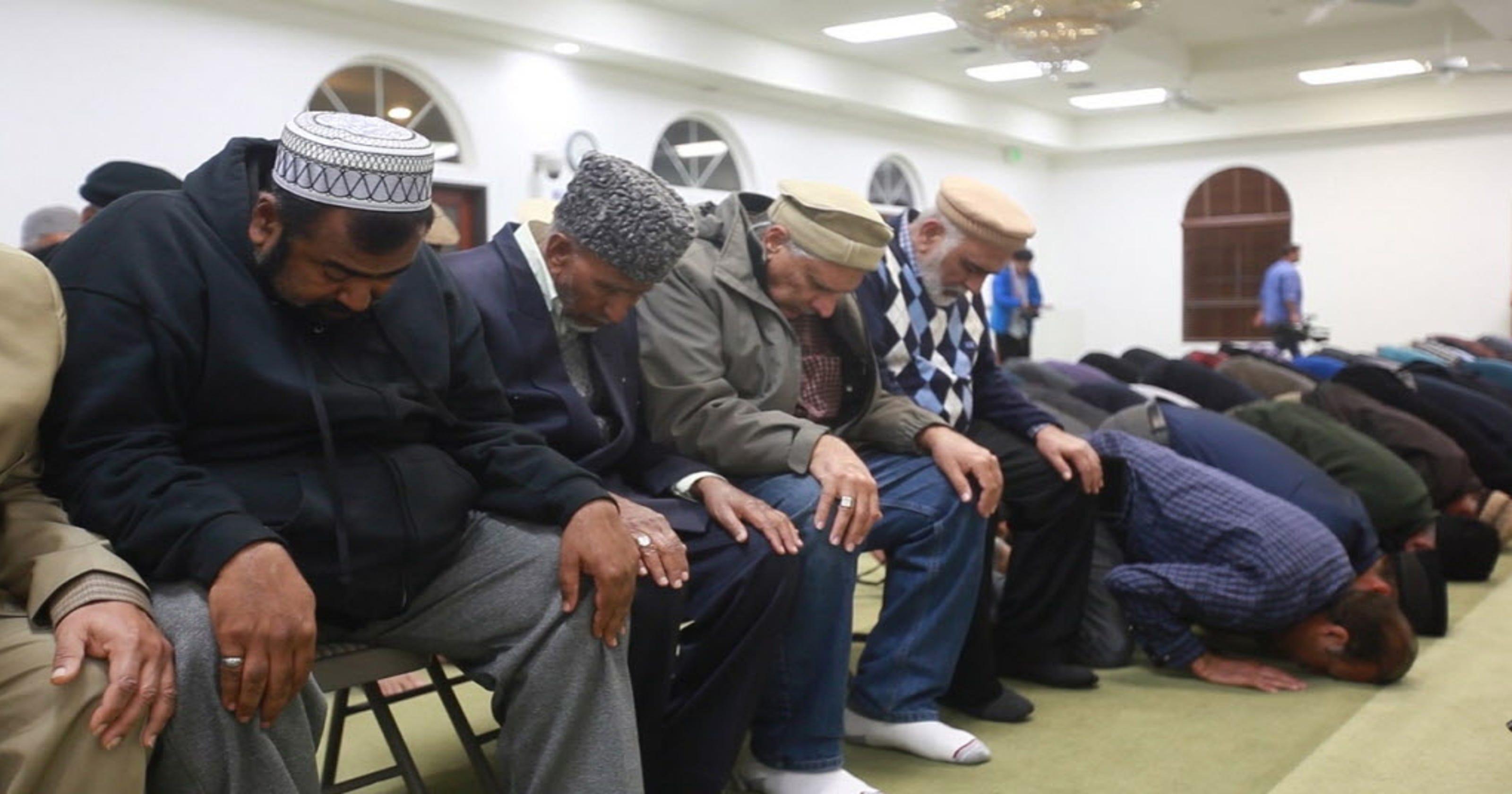 Open Mosque Day: Muslims host Ramadan event, Iftar dinner