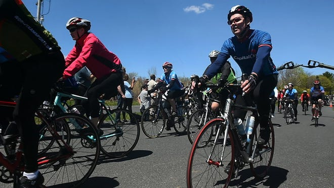 More than 750 disabled and able-bodied riders will take part in Face of America, which concludes Sunday at the Eisenhower Hotel in Gettysburg.