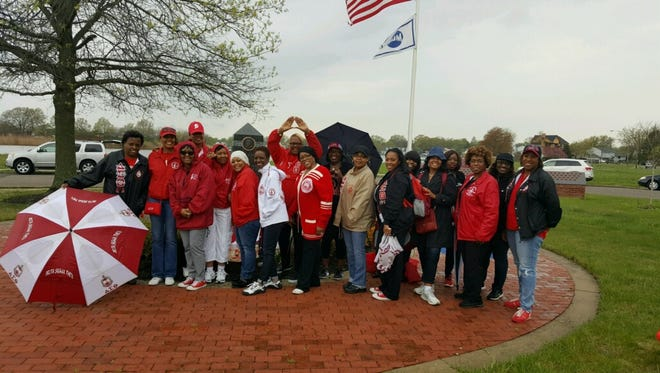 Delta Sigma Theta Sorority, Inc. Sorority comes together to support Sandy victims and Sisters Network