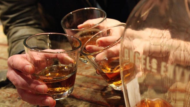 Bourbon collectors and bars have made getting bourbon harder than ever.