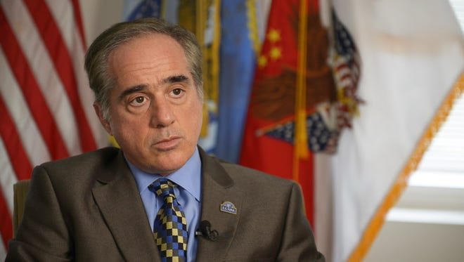 Dr. David Shulkin is undersecretary for health for the Department of Veterans Affairs.