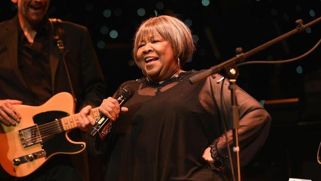 "Soul legend Mavis Staples is the focus of ""Mavis!,"" which screens Thursday at the Levitt Shell."