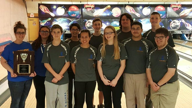 Having secured the Bergen County Groups 1-2 title last weekend, the Lyndhurst bowling team now has its sights set on winning a sixth straight NJIC Meadowlands Division title.