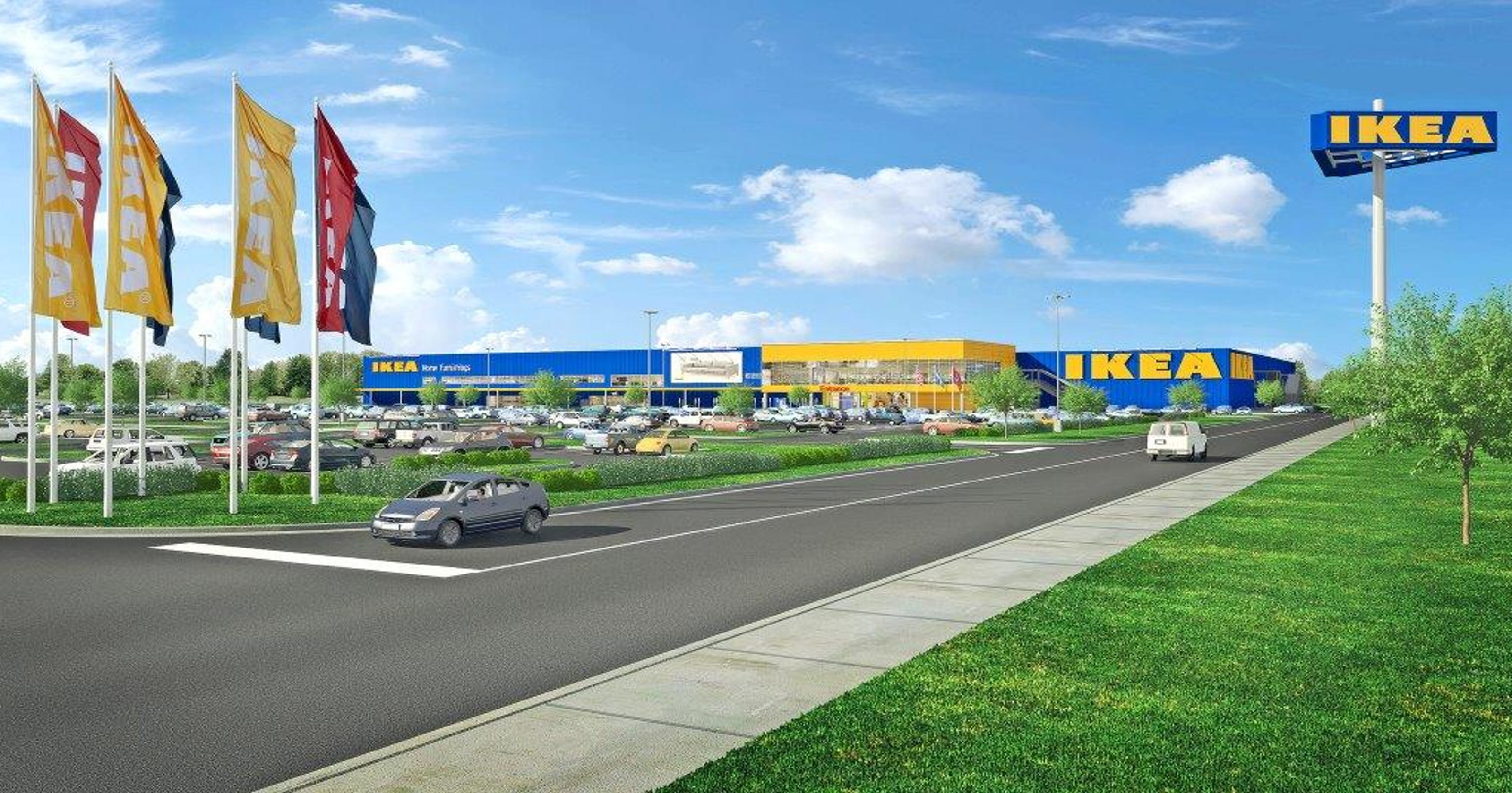 Ikea to Nashville: 'It's not you, it's us'