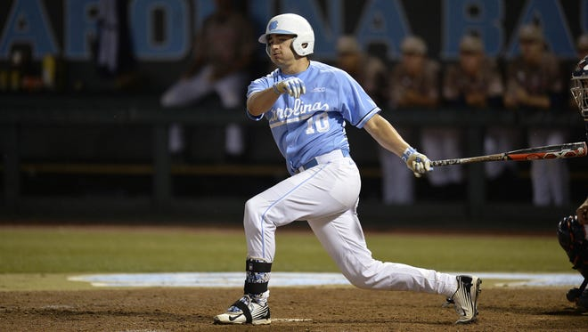 The Cincinnati Reds selected North Henderson alum Zack Gahahan in Wednesday's 39th round of the major league draft.