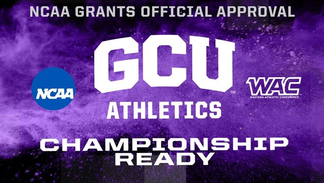 Grand Canyon University was notified of its NCAA membership on Wed., Aug. 23, 2017.