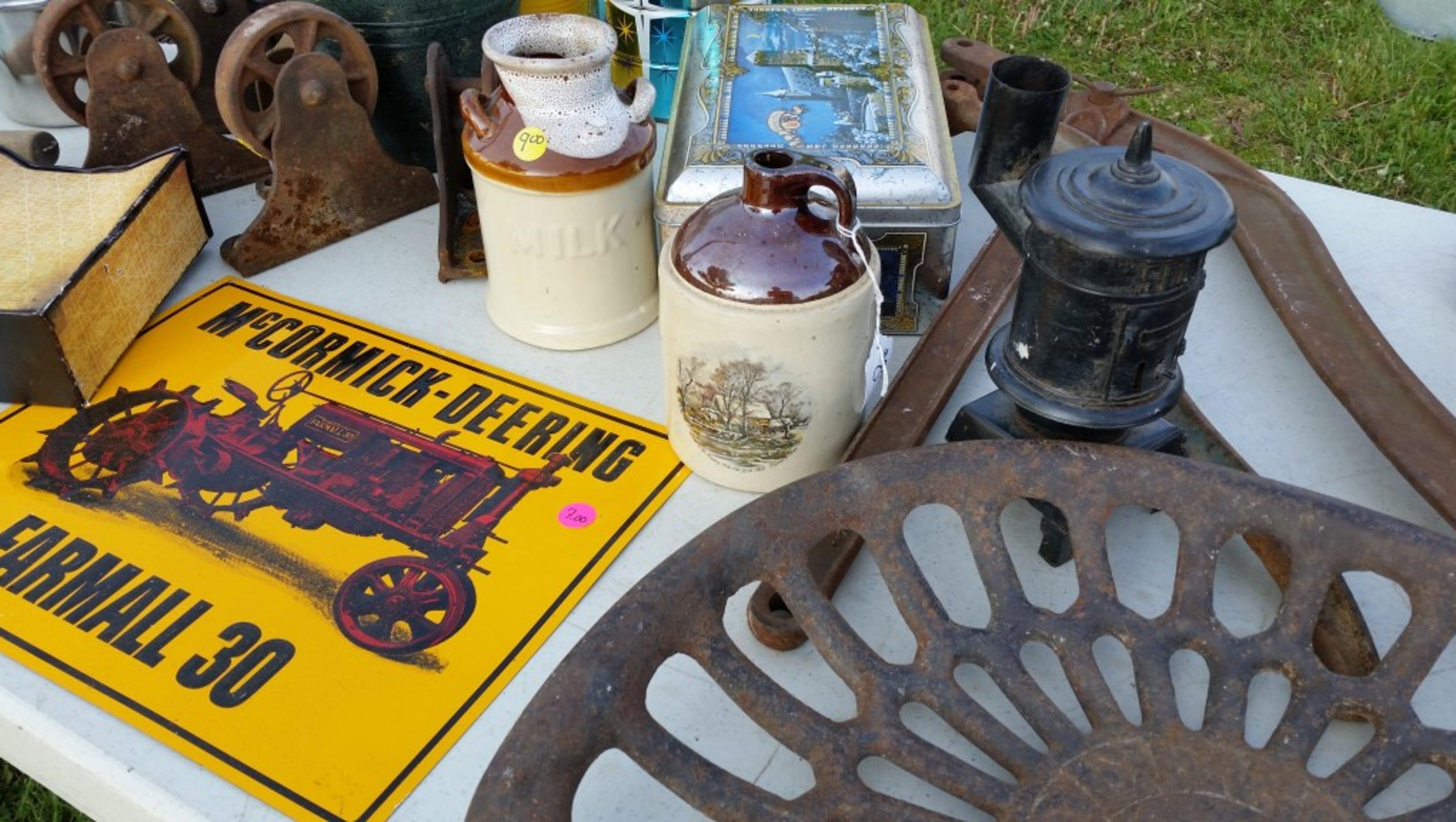 Dodge County flea market craft fair showcases additional vendors