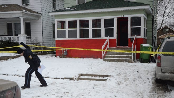 Battle Creek police are investigating a fatal shooting at 23 Highway St. Sunday.