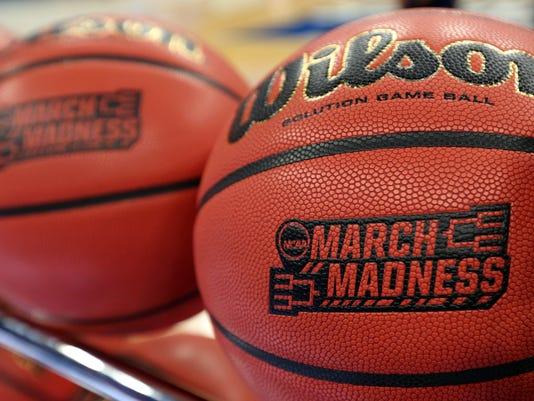 USP NCAA BASKETBALL: NCAA TOURNAMENT-ORLANDO PRACT S BKC USA FL
