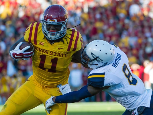 NCAA Football: Toledo at Iowa State