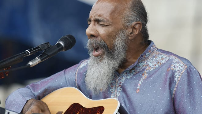Richie Havens will receive a musical tribute Aug. 18 at the site of the 1969 Woodstock festival.