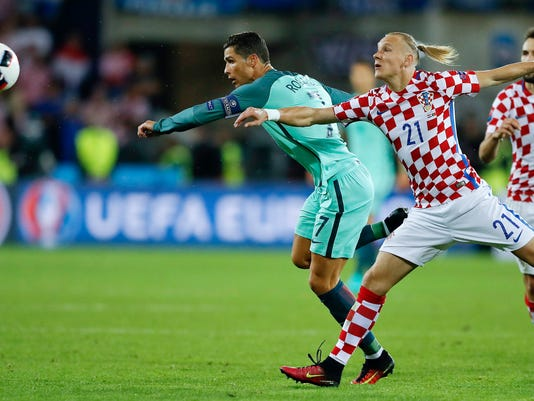 The Latest Portugal Beats Croatia 1 0 In Extra Time