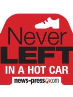 NeverLeft In a Hot Car