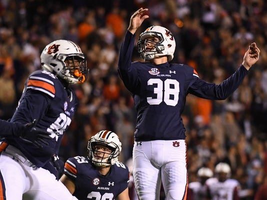 NCAA Football: Alabama A&M at Auburn