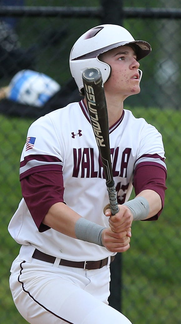Valhalla defeated Westlake 4-0 in a baseball game at