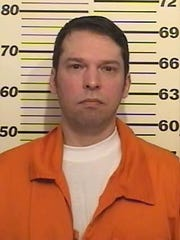 This is the prison booking mug shot for Jesse Miller.