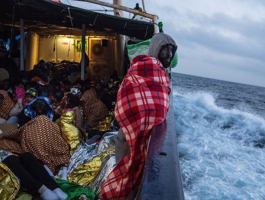 Aid workers: Bodies of 74 migrants wash ashore in Libya