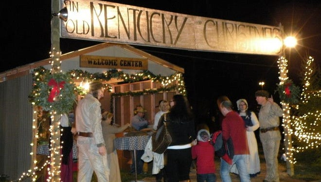 First Church of Christ Burlington will host An Old Kentucky Christmas for the second year Dec. 10-13.