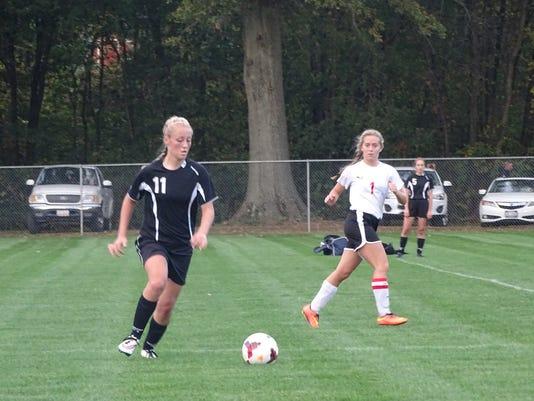 RV vs Coshocton girls soccer