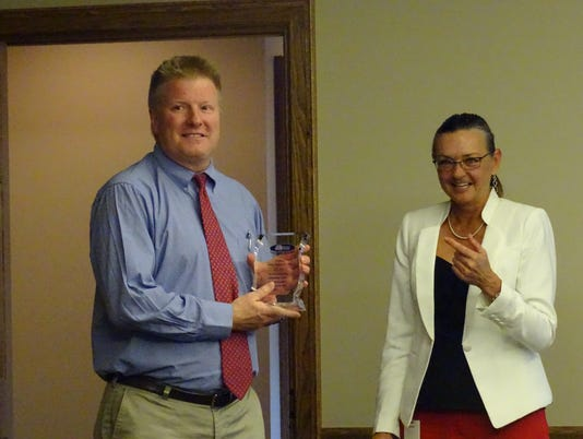 Ater receives Advocate of the Year