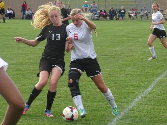 Coshocton girls soccer