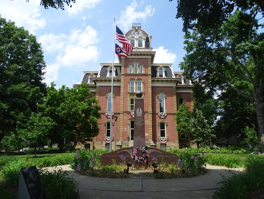 COS County courthouse
