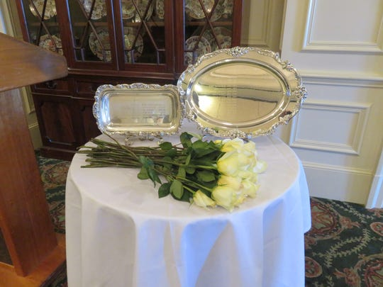 The Wynlakes Women's Club continued its tradition of