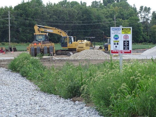 A new Community Health Services site is being constructed on Hayes Avenue. The new facility will have expanded parking and more dentistry bays.