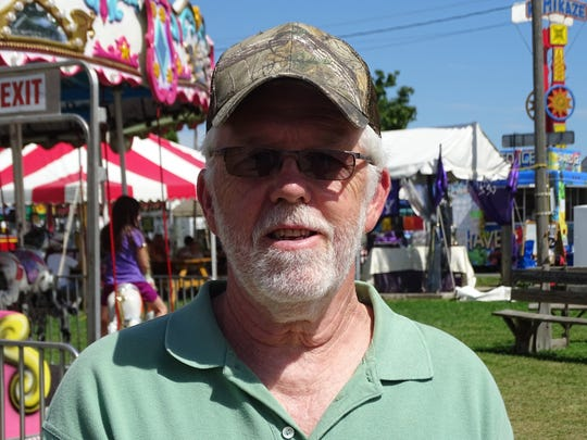 Keith Cummings, of Fremont said he will not vote for recently indicted Sandusky County Sheriff Kyle Overmyer.