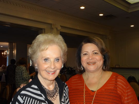 Carolyn Dolecheck and Sue Nawas