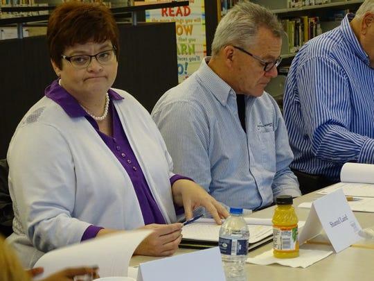 Fremont City Schools Board of Education President Shantel