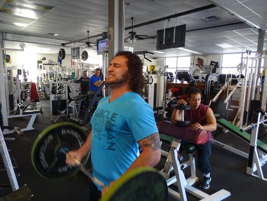 Fight for Recovery puts recovering addicts in the gym