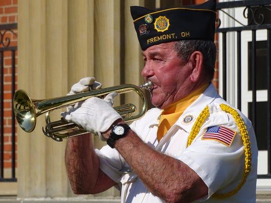 Fremont honors veterans on Memorial Day