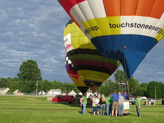 2017 Coshocton Hot Air Balloon Festival